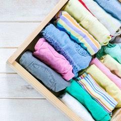 Comment plier ses vêtements avec la méthode KonMari inventée par Marie Kondo