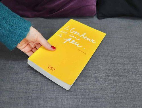 Comment désencombrer sa maison avec le livre Le bonheur est dans le peu de Francine Jay